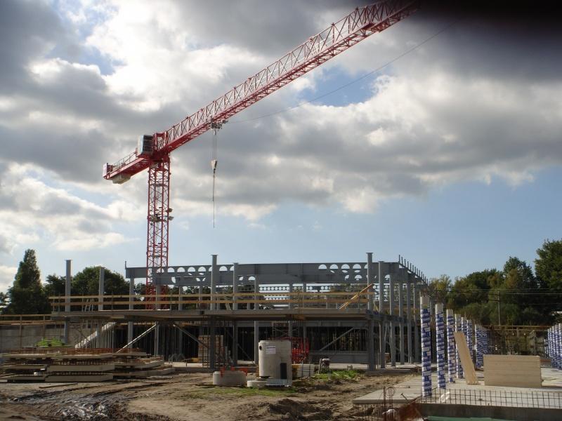 Constructiebouw bedrijfshal door Askom Techniek
