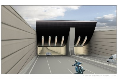 2e-Coentunnel-te-Amsterdam-2008-Laswerk-aan-de-damwanden-8-km-art-impressie