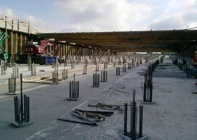 2e-Coentunnel-te-Amsterdam-2008-Laswerk-aan-de-damwanden-8-km-gelast-van-laag-naar-hoog-niveau-stekken-aanpassen-en-snijwerkzaamheden-08
